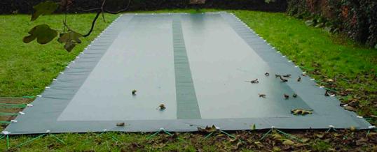 Coperture invernali per piscine con innovativo sistema filtrante!