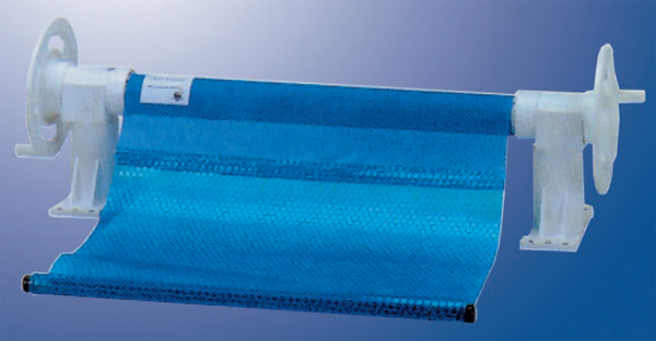 Rulli avvolgitori per coperture isotermiche per piscina ai for Coperture per piscine fuori terra intex
