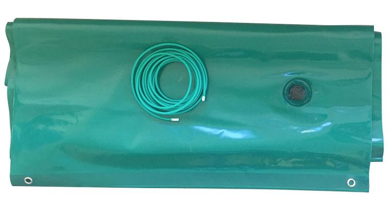 Airtube con corda elastica