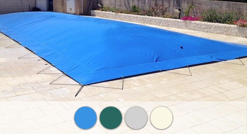 colori copertura per piscina aircover